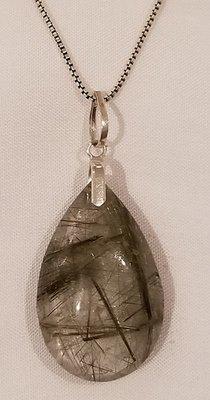 Rutilated quartz john of god blessed