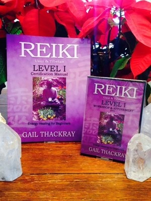 Reiki Level 1 Gift Set