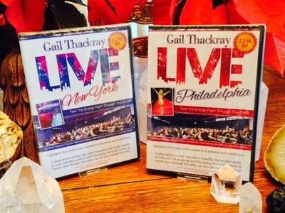 DVD Live Gift Set - Phili & NY!