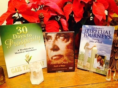 Book & Healing Gift Package