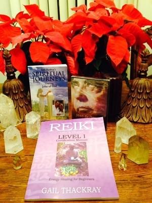 Healing & Mediumship Gift Package