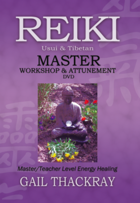 Reiki Master Workshop & Attunement DVD