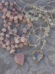 Heart Rosaries