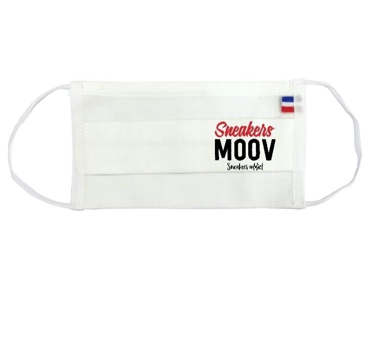 Masque sneakers Moov collector