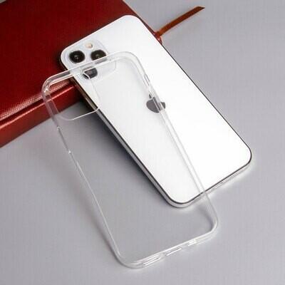 Силиконовый чехол для iPhone 12 Pro, 1 мм