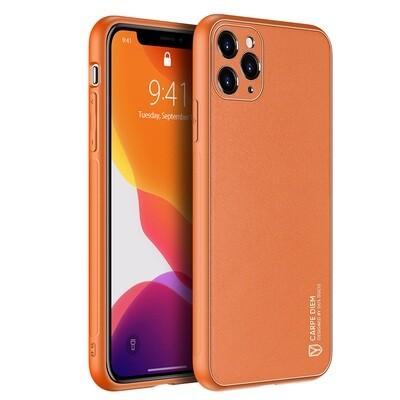 Чехол Dux Ducis Yolo для iPhone 12 Оранжевый