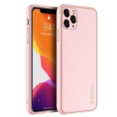 Чехол Dux Ducis Yolo для iPhone 12 Pro Max Розовый