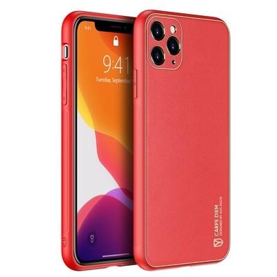Чехол Dux Ducis Yolo для iPhone 12 Pro Max Красный