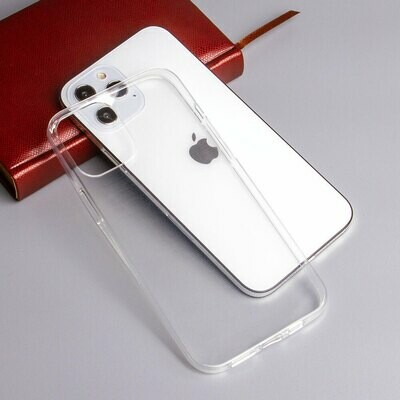 Силиконовый чехол для iPhone 12 Pro Max, 1 мм