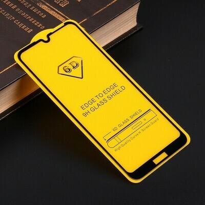 Защитное стекло Full Glue для Huawei Honor 8A на полный экран