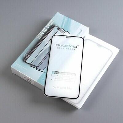 Стекло для iPhone 12 12 Pro, тех. упаковка (в комплекте 10 шт)