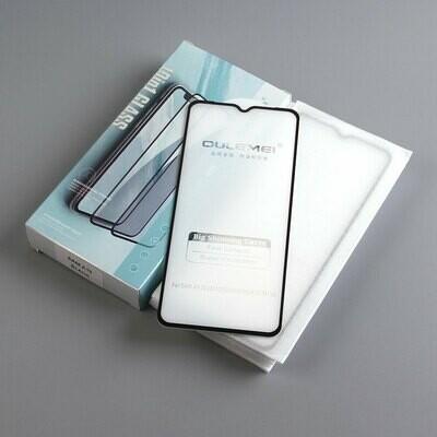 Стекло для Samsung Galaxy A12, тех. упаковка (в комплекте 10 шт)