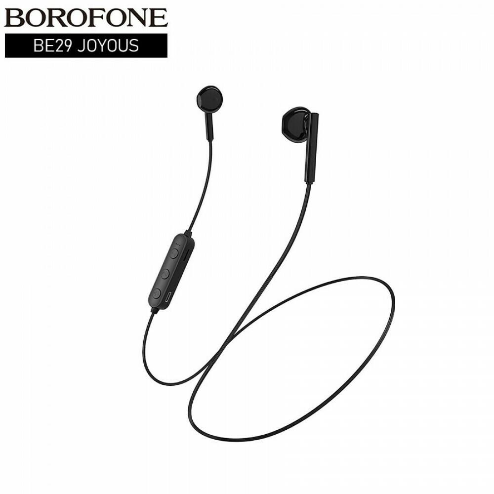 Беспроводные наушники Borofone BE45 спортивные