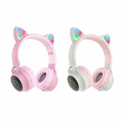 Беспроводные наушники Hoco W27 Cat ear