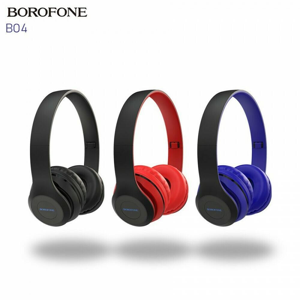 Беспроводные наушники Borofone BO4