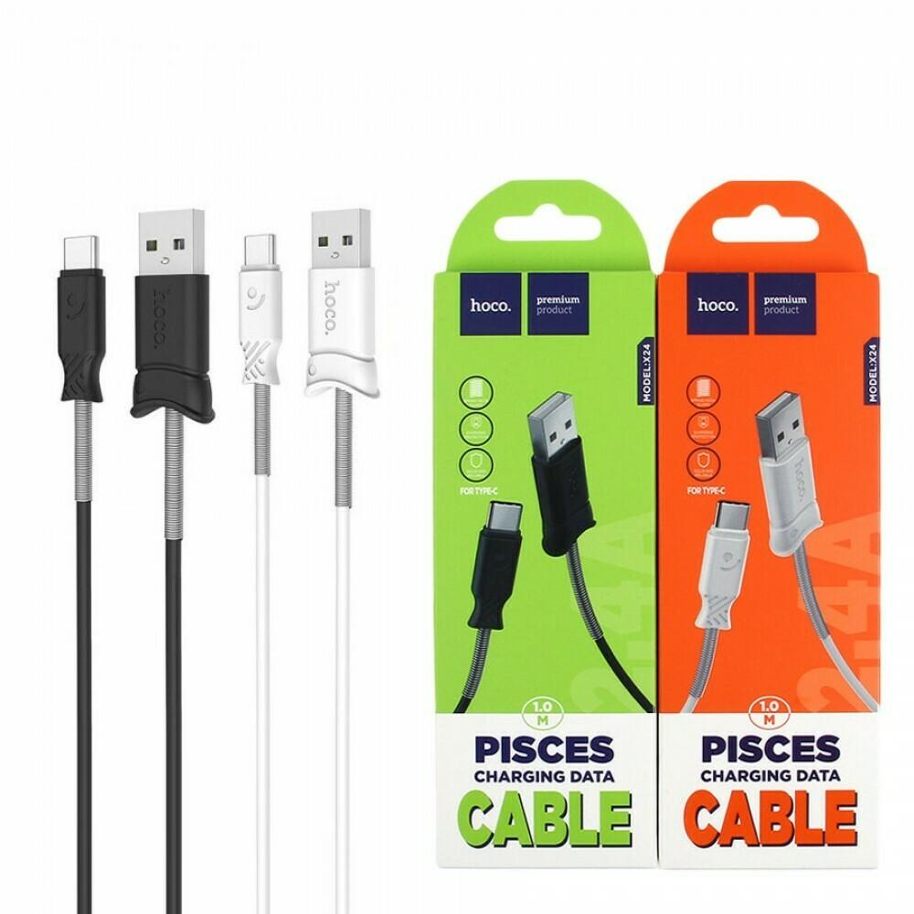 USB - Type-C дата кабель HOCO X24, 1 м