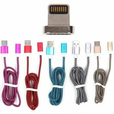 USB-Lightning дата кабель магнитный для iPhone