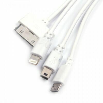 USB дата кабель 5 в 1