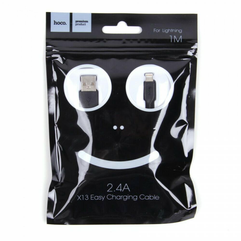 USB-Lightning дата кабель HOCO X13 для iPhone, 1 м