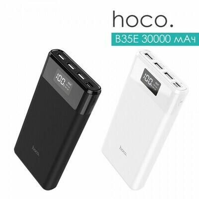 Внешний аккумулятор универсальный Hoco B35E 30000 mAh