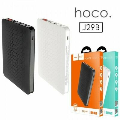 Внешний аккумулятор универсальный Hoco J29B 20000 mAh
