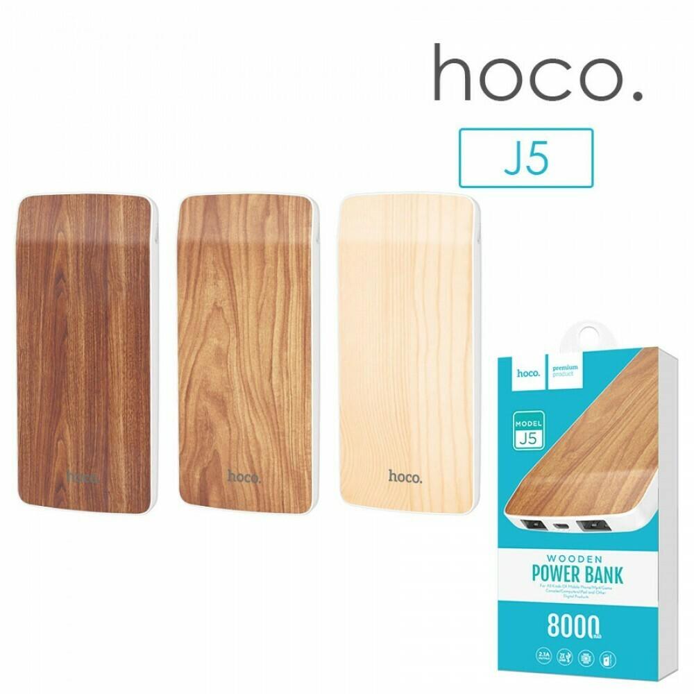 Внешний аккумулятор универсальный Hoco J5 8000 mAh
