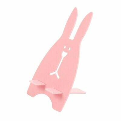 Подставка для телефона Кролик, Розовый арт. 012252