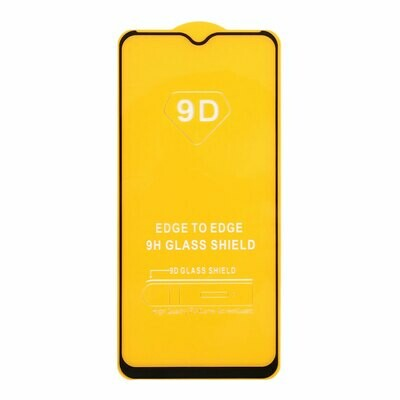 Защитное стекло Full Glue для OPPO A5 (2020)  A9 (2020) на полный экран