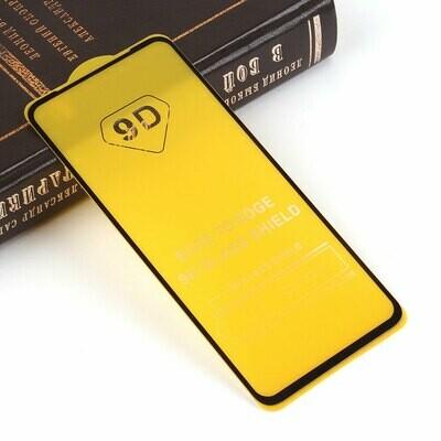 Защитное стекло Full Glue для Xiaomi Redmi Note 9 на полный экран