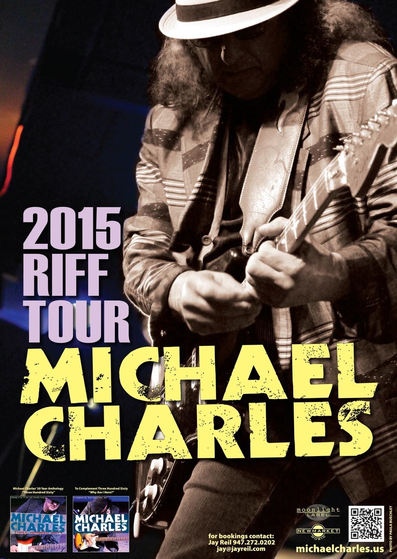 2015 RIFF TOUR / Tour Poster