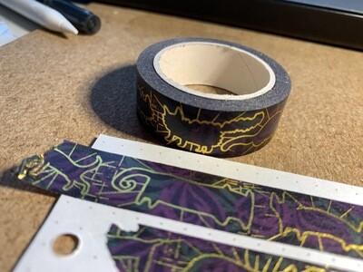 Rose Garden Washi Tape