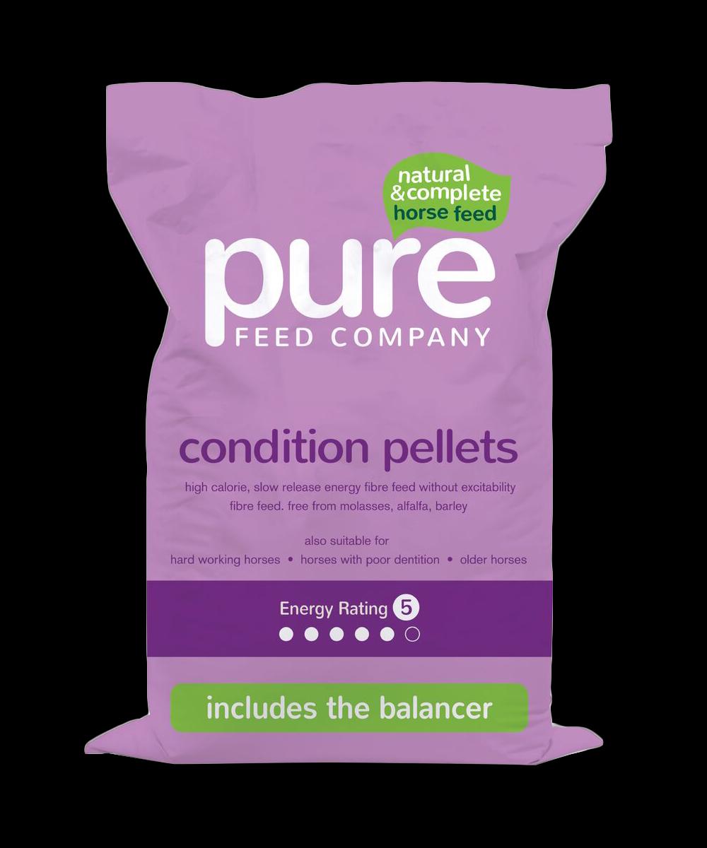 Pure Condition Pellets 15Kg