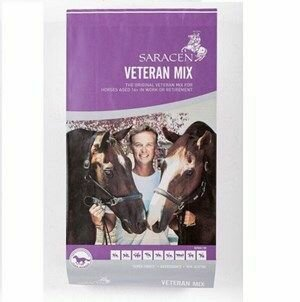 Saracen Veteran Mix 20kg