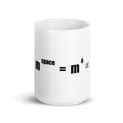 Space Mass Mug