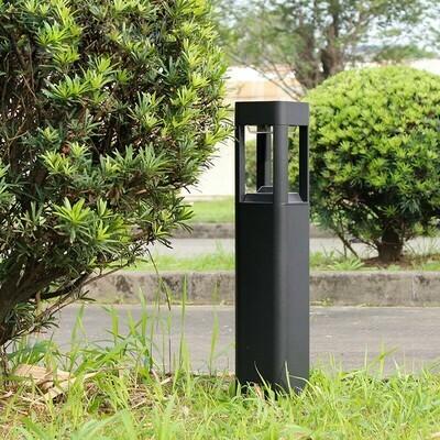 ProLuce® ATLAS Pollerleuchte 120x120x600mm, 10W, schwarz, hohe Säule