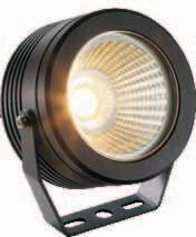 ProLuce® ELLIS Scheinwerfer Ø100x90mm, 6W COB, schwarz