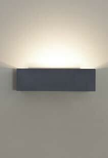 9010 Wandleuchte 1091 LED 10W, IP65, weiss