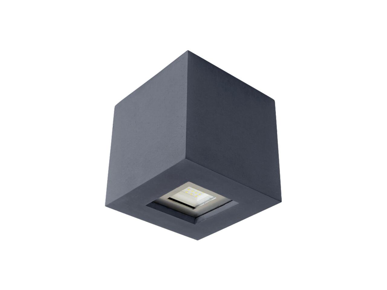 9010 Deckenleuchte 1094 LED 10W, IP65, weiss