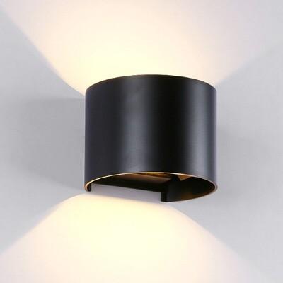 ProLuce® DIONNE Wandleuchte 135x115x100 mm, 12W, schwarz