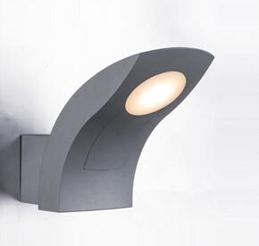 ProLuce® JESSICA Wandleuchte 100x195x164mm, 6W, schwarz