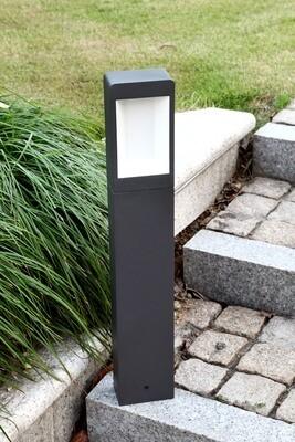ProLuce® WILLOW Pollerleuchte 102x60x600mm, 6W, schwarz