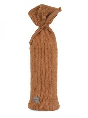 Bliss Knit Bottle Bag Caramel