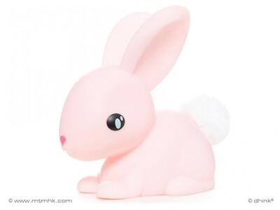 Fluffy Bunny roze