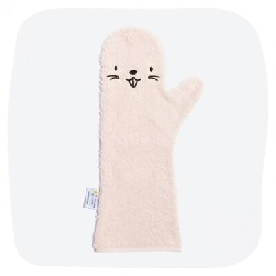 Shower Glove Pale pink