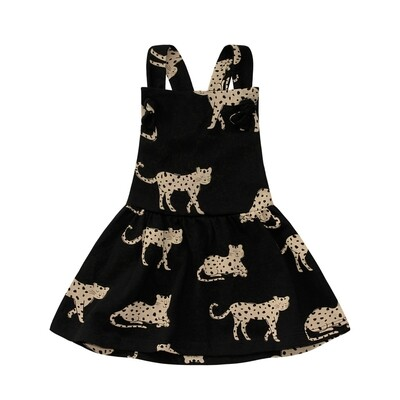 Wild Cheetahs Dress Print