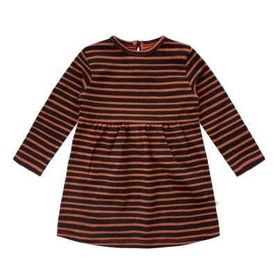 Arizona Pleated Dres stripe