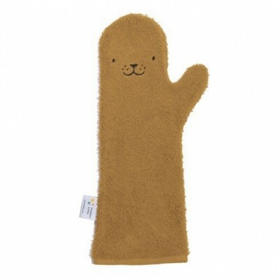 Shower Glove oker