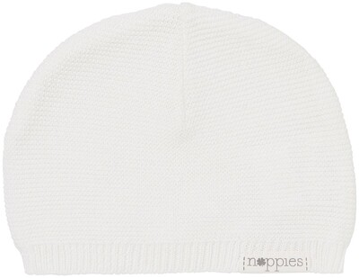 Rosita Knit Hat White