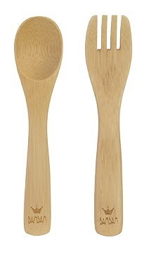 Fork&Spoon Bamboo