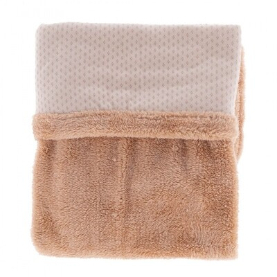 Crib Blanket Organic 75X100